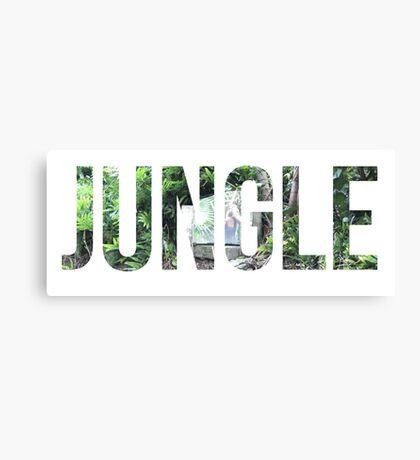 JUNGLE BAE, DRAKE, JACK U SKRILLEX DIPLO Canvas Print