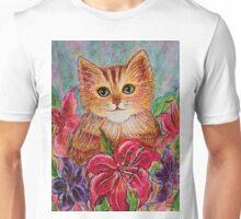 Tiger Puff Unisex T-Shirt