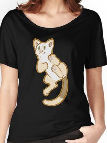 Playful Kitty Women's Relaxed Fit T-Shirt