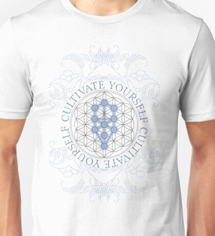 Cultivate Yourself Kabbalah Tree of Life Unisex T-Shirt