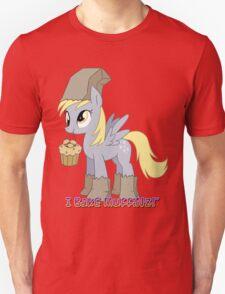 Derpy Bakes Muffinz Unisex T-Shirt