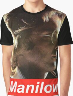 Manilow Graphic T-Shirt
