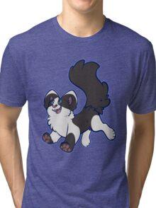 Bouncy Kitty Tri-blend T-Shirt