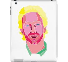 Chris Martin iPad Case/Skin