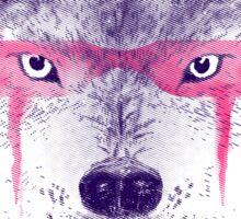 Wolfpaint Sticker