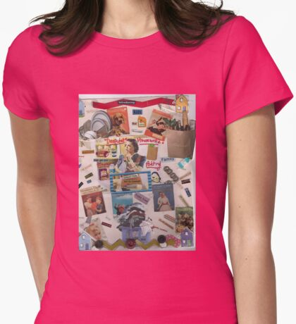 Presenting Desperate Housewives(Magnetic) Poetry!(best viewed close up) T-Shirt