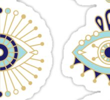 Evil Eye Collection Sticker