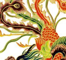 Asian Art Chinese Phoenix Sticker