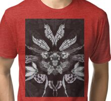 The Virgin Moth Tri-blend T-Shirt