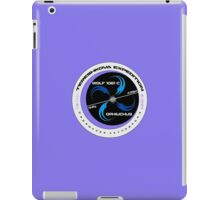 Wolf 1061c Mission Patch iPad Case/Skin