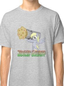 Muffin Cannon Classic T-Shirt