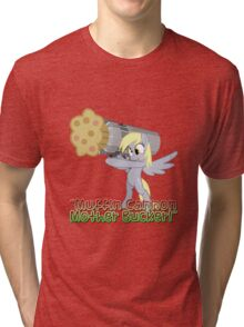 Muffin Cannon Tri-blend T-Shirt