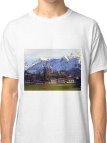 Winter in Tyrol Classic T-Shirt