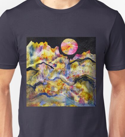 World Series C-5 Night Moon Unisex T-Shirt
