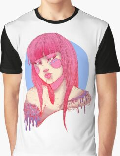 Drips Graphic T-Shirt