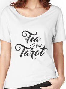 Tuesday Tea and Tarot 2016 Women's Relaxed Fit T-Shirt