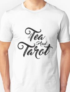 Tuesday Tea and Tarot 2016 Unisex T-Shirt