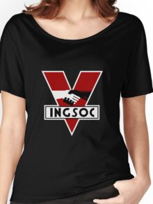 INGSOC Women's Relaxed Fit T-Shirt