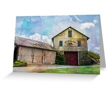 The Olde Homestead Greeting Card