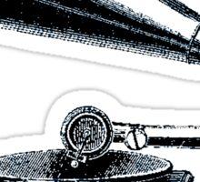 Victrola Sticker