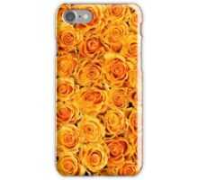 Sunshine Rose Floral Collage iPhone Case/Skin