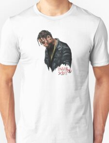 Travis Scott la Flame Unisex T-Shirt