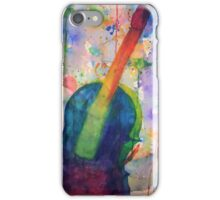 Dreams of Music in Color iPhone Case/Skin