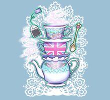 In case of emergency Drink Tea Unisex T-Shirt