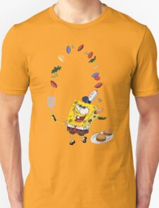 Spongebob and Krabby Patties Unisex T-Shirt