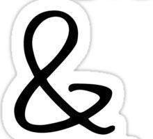 i can & i will Sticker