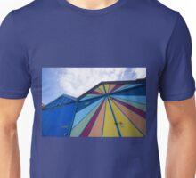 Boat shed door. Unisex T-Shirt