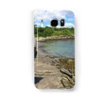 Maine Lighthouse. Samsung Galaxy Case/Skin