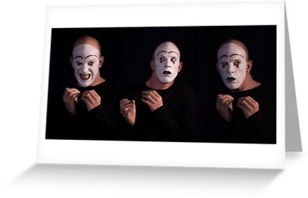 3 Faces by Maree Toogood