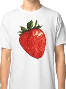 Strawberry Pattern Classic T-Shirt