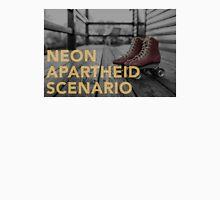 Neon Apartheid Scenario Unisex T-Shirt