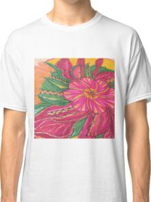 Pink Hibiscus Classic T-Shirt