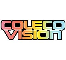 Colecovision Classic Video Games  Photographic Print