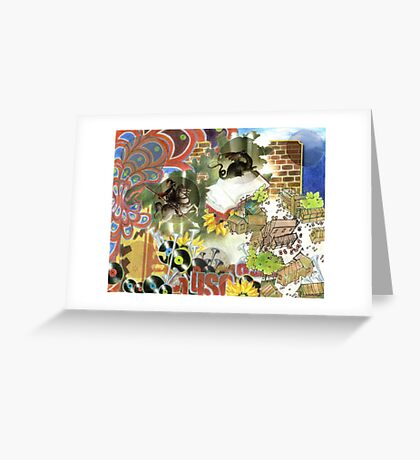 Once Upon A Knight Greeting Card