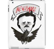 Sketchy Poe iPad Case/Skin