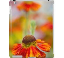 Colourful Springtime Flower Abstract iPad Case/Skin