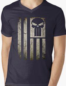 American Warrior  Mens V-Neck T-Shirt