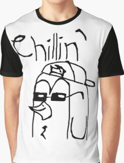 Just Chillin' Graphic T-Shirt