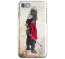 Eastern Warrior at RADCON SIFI Convention iPhone Case/Skin