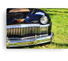 Classic old car Canvas Print
