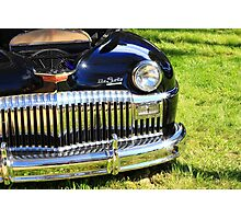 Classic old car Photographic Print