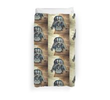 Dark Lord of the Kitchen - Darth Grater Duvet Cover