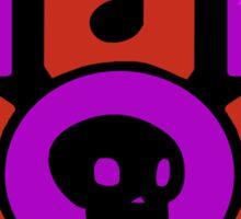 Crypt of the Necrodancer: dance pad Sticker