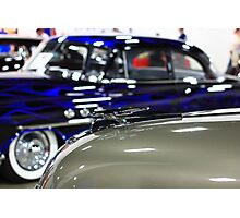 Classic cars Photographic Print