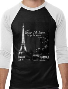 Paris- The 1975 Men's Baseball ¾ T-Shirt