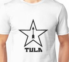 Tula Arsenal Black Unisex T-Shirt